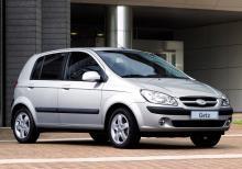 Hyundai Getz 1.1cc