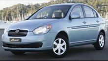 Hyundai Accent 1.4cc