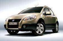 Fiat Sedici 1.6cc