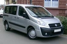 Fiat Scudo 2.0cc Or Similar