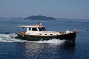 Яхта GREEN SHIP